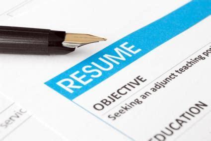 Change of career path resume